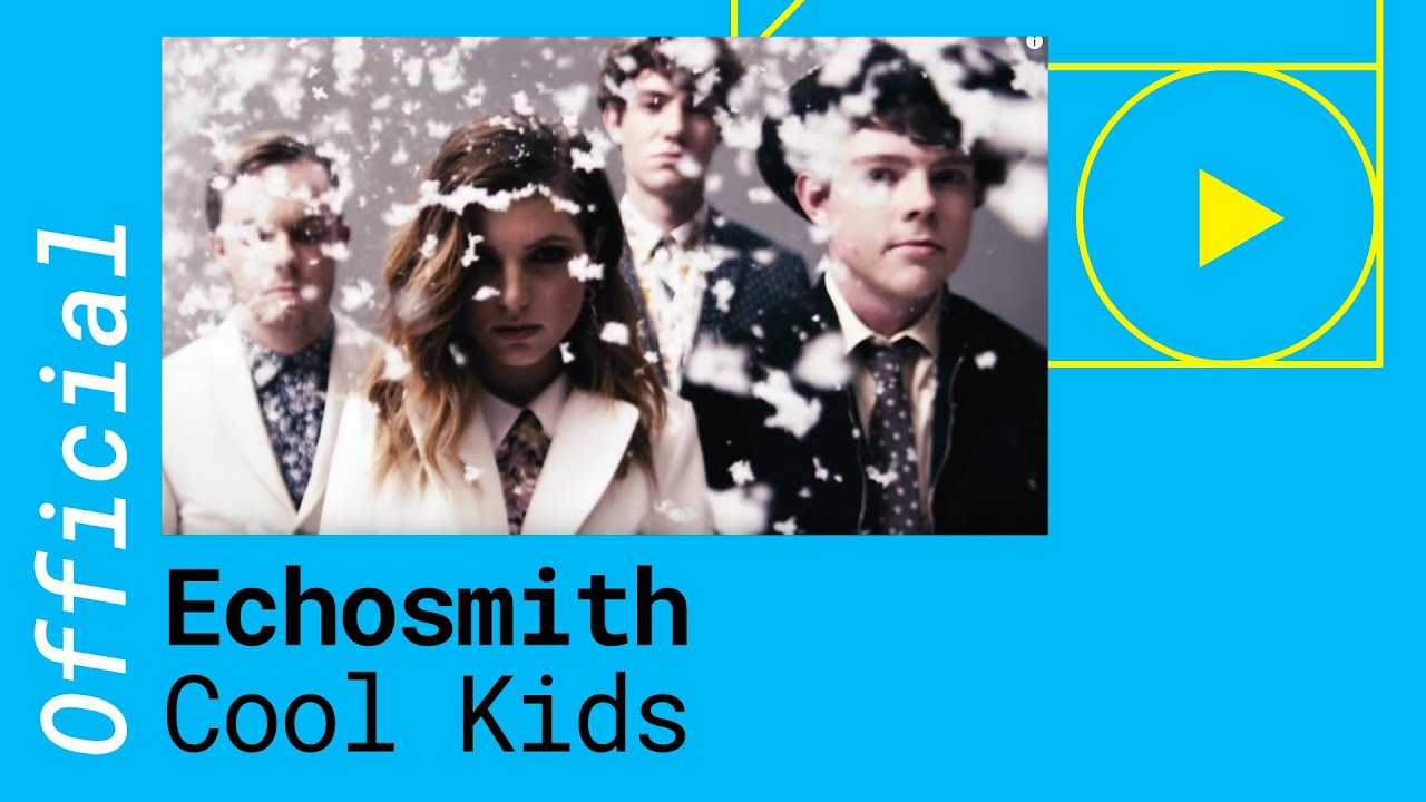 Echosmith Cool Kids Official German Lyric Video Youtube