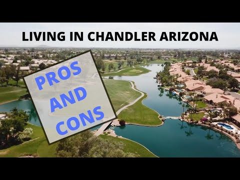 Pros and Cons of living in Chandler Arizona