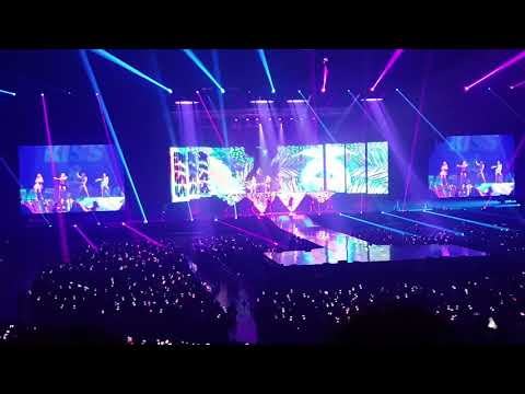 [4K] 181111 BLACKPINK IN YOUR AERA 2018 Seoul Dua Lipa&BLACKPINK - Kiss and make up