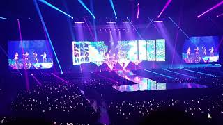 [4K] 181111 BLACKPINK IN YOUR AERA 2018 Seoul Dua Lipa&BLACKPINK Kiss and make up