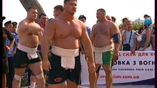 World Strongest Nation 2008 Квалификация группа А_ч4