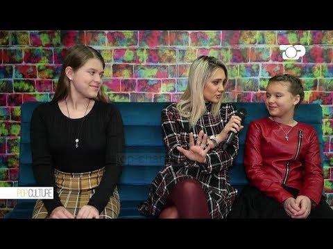 The Voice Kids 3 / Intervista 1 / Pop Culture