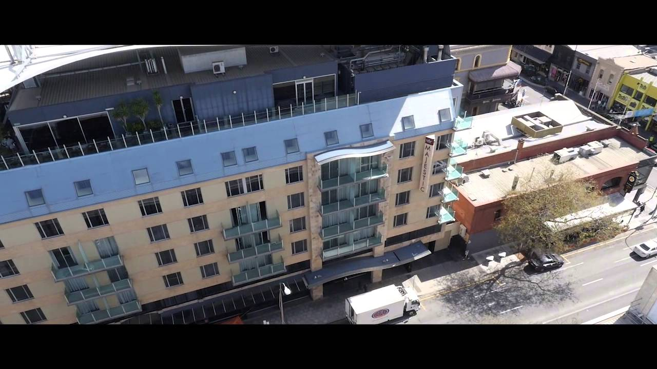 Exceptional Majestic Roof Garden Hotel | Adelaide   YouTube