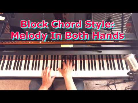 playing piano chords with both hands pdf