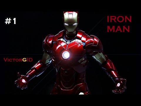 Disney Infinity 2.0 Мстители - Железный человек (Iron Man) Часть 1 | Супер герои Марвел