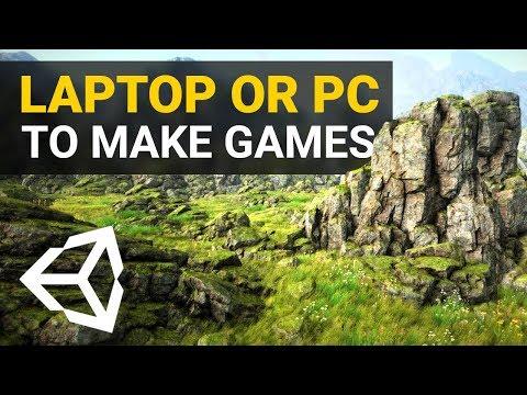 LAPTOP VS. GAMING PC for Game Development 🔥
