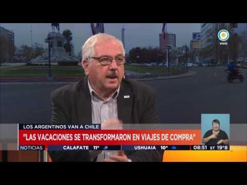 TV Pública Noticias - Compras en Chile afectan a comercios argentinos: Eduardo Fernández