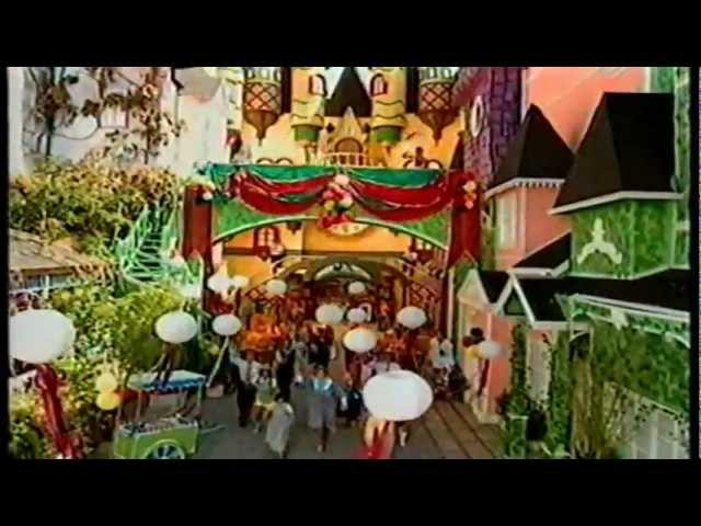 La Calle de Chiquititas - Chiquititas 2000 [HD] Travel Video