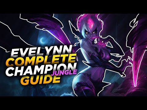 EVELYNN: AGONY'S EMBRACE - League of Legends Champion Guide