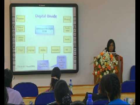 Technology Adoption and Disability Digital Divide: An Empirical Studyon Sri Lanka |2015|