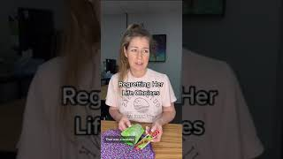 School Lunches: When Kids Pack Their Own Lunch PART 2 pam_a_cake #shorts