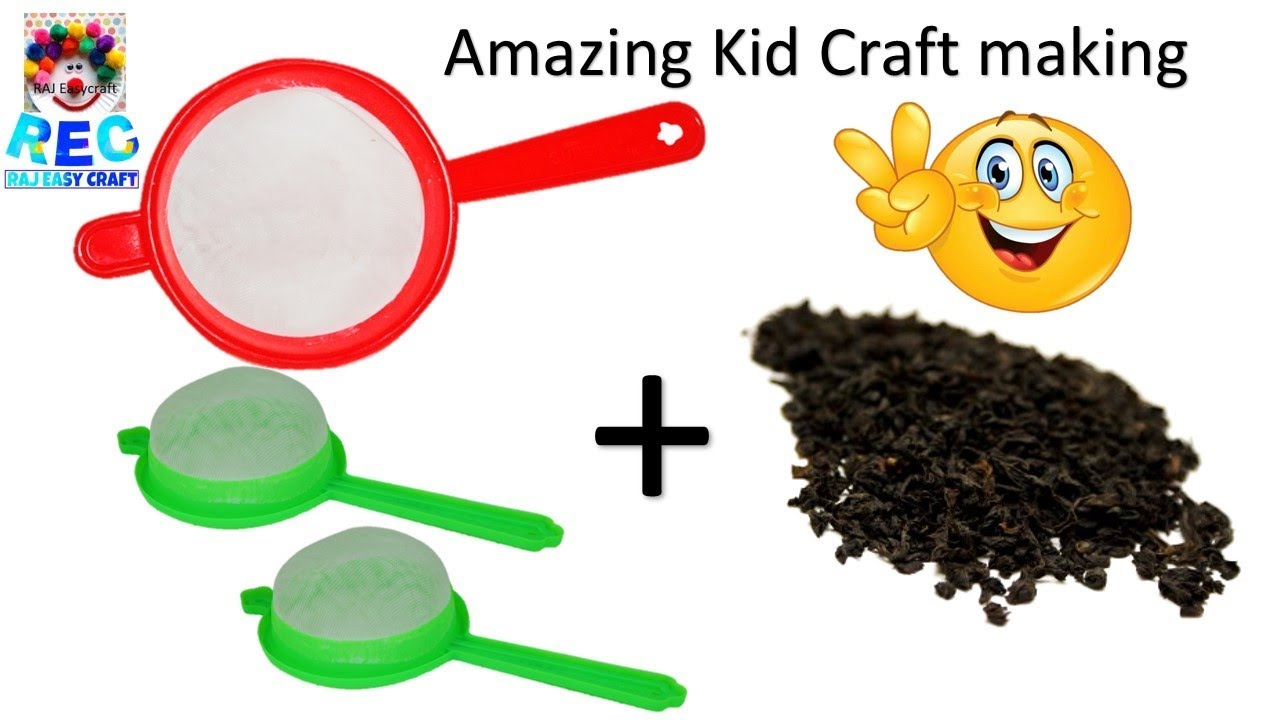 Easy Best Out Of Waste Ideas For Kids School Project Easy Art