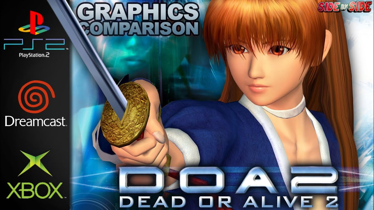Dead Or Alive 2 Ultimate Graphics Comparison Ps2 Dreamcast Xbox Youtube