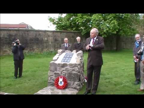 Paisley Woodside First Aid Post Memorial Unveiling Part 4
