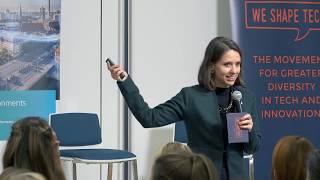 Part 2 |Melanie Gabriel from Yokoy and WE SHAPE TECH |WE SHAPE TECH role models event
