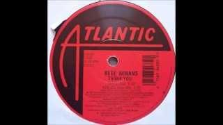 BeBe Winans - Thank You  (KENLOU Horn Mix)