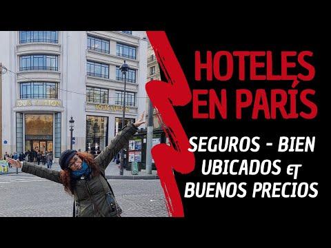 #Hotelesparisseguros 5 Hoteles En París Seguros - Bien Ubicados & Buenos Precios