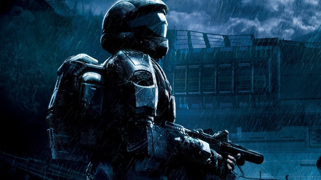 halo live wallpaper