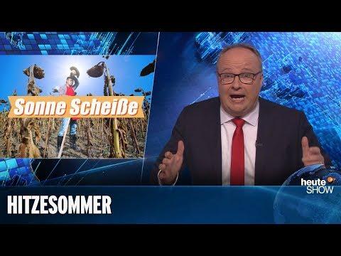 BIER WIRD TEURER! Und Schuld ist der Klimawandel | heute-show vom 14.12.2018