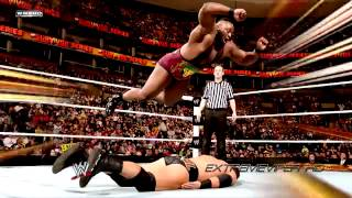 2013 2014  Big E Langston 4th & New WWE Theme Song    Three Ain