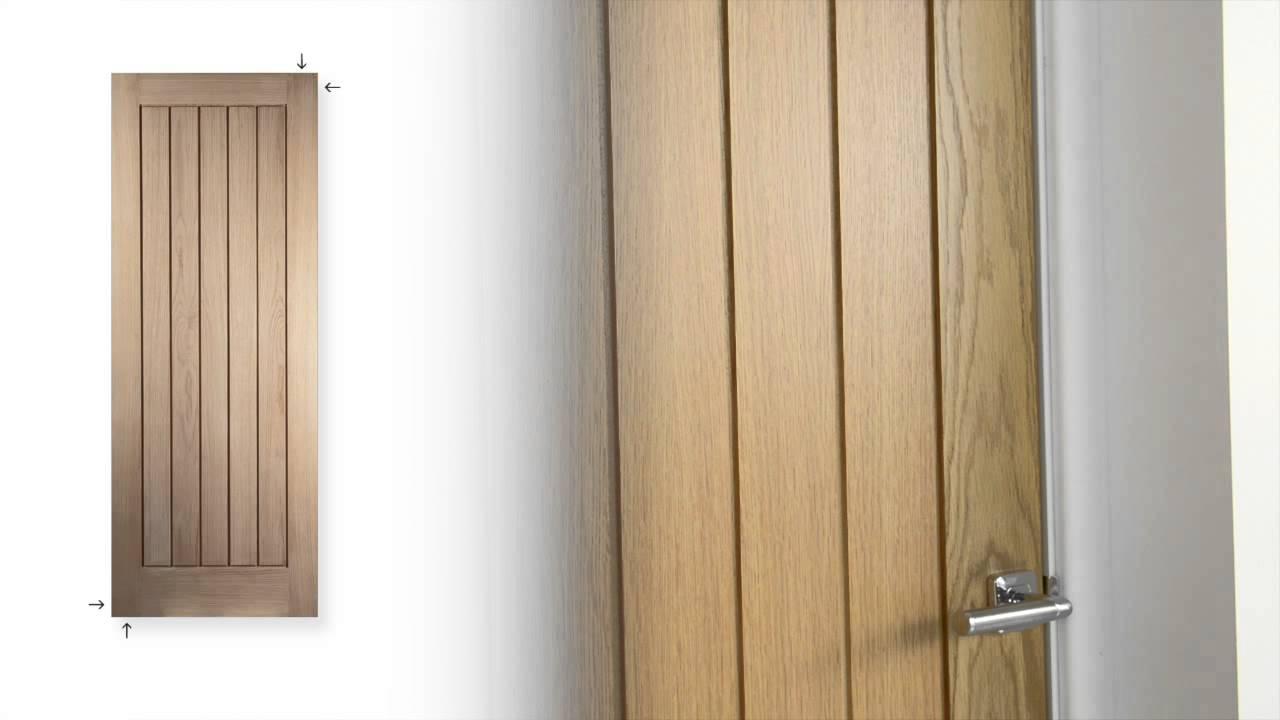 Cottage Oak Doors & Cottage Oak Doors - YouTube