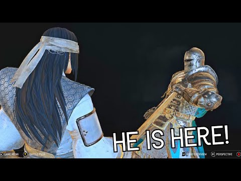 [For Honor] KYOSHIN IS HERE - Reaction |