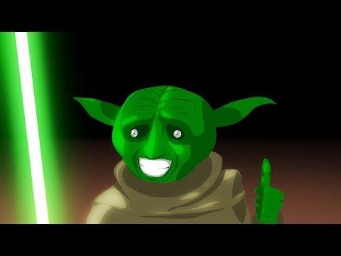 Star Wars parody ( Lazar corp animation)