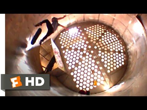 Propeller (2015) - Gilbert Crockett Evades the Hammer Scene (6/10) | Movieclips
