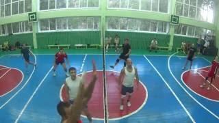 Волейбол Ульяновск Заволжский район зал 72 шк.