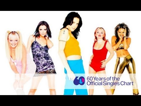 Spice Girls: Wannabe and 2 Become One - The UK