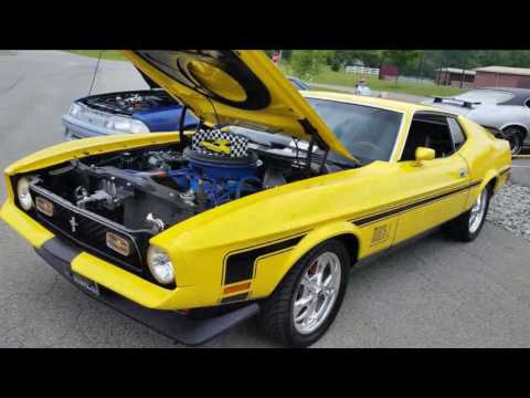 South Range High School Fathers Day Car Show 2017