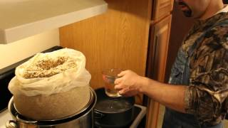 How To All Grain Brew In A Bag (BIAB)