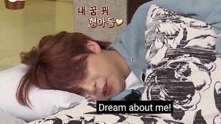 ATEEZ Sleeping/being sleepy compilation