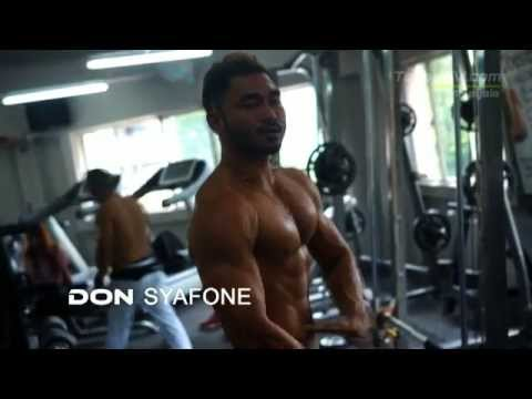 Divine Aesthetics Malaysia (EP 1): Chest Workout