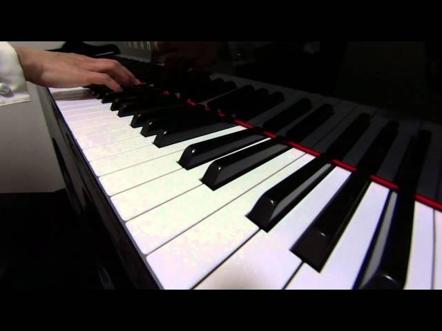 ひみつのアッコちゃん/小林亜星 Himitu no Akko-chan/Kobayashi Asei ピアノアレンジ