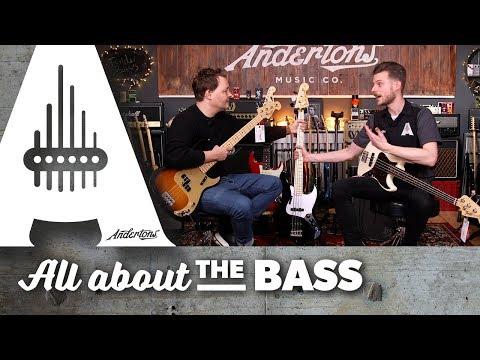 FIRST LOOK - Fender American Original Basses