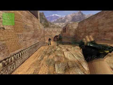 Counter-Strike 1.6 but it's ported to Source engine