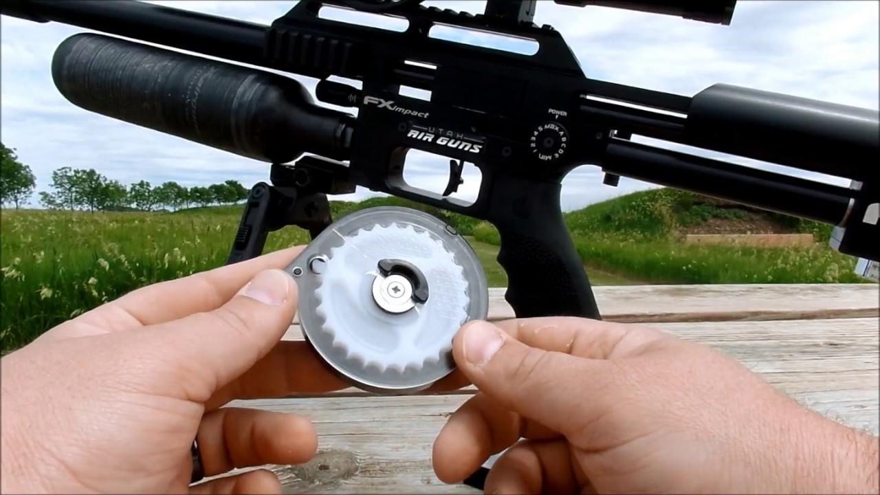 Fx Impact Extreme Capacity Magazine - Iowa Airgunner