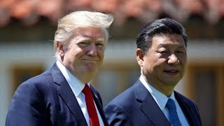 Is Donald Trump about to start a trade war with China? | ITV News