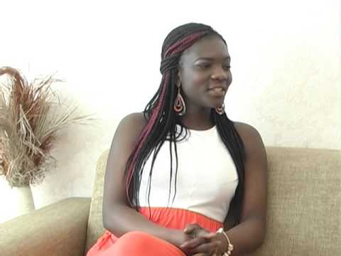 Flexclusive (Felix Ankrah) on Footprints with Sandra Agyeman.