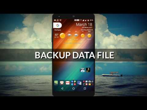 How To Backup Android Game Data ✔️