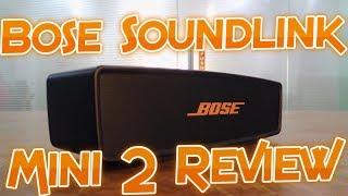 Bose Soundlink Mini 2 Review, Pros and Cons
