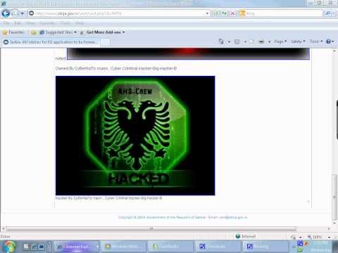 Hack serbia