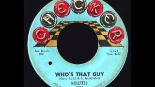 Kolettes - Who