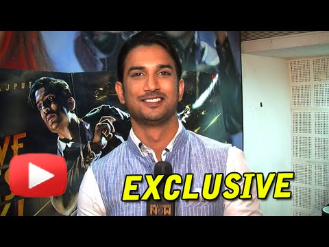 Sushant Singh Rajput Talks On His Kissing Scene | Detective Byomkesh Bakshy | Exclusive Interview