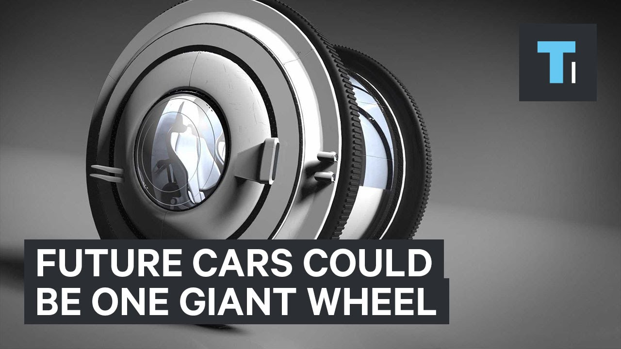 future cars could look like one giant wheel youtube Future Car Kia Wheels future cars could look like one giant wheel