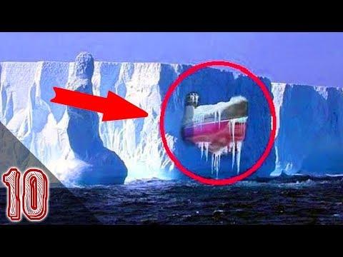 10 Cose Misteriose Ritrovate Ghiacciate In Antartide