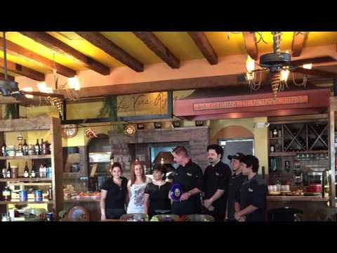 Lucianos 20811 US 281 San Antonio Texas 78258 Italian Cuisine Blue Plate Award August 2015
