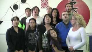 "L'Ass. giapponese ""Izumì"" presenta una cover del celeberrimo Kyu Sa..."