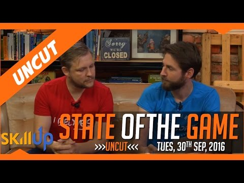 The Division | State of the Game UNCUT (29th Sep) Feat. Reckless/Savage Nerfs, SMG Buffs